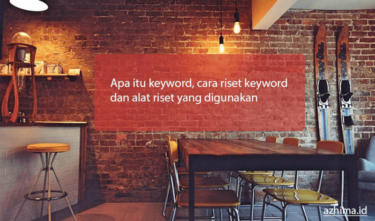 riset keyword